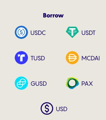Borrow Assets Celsius