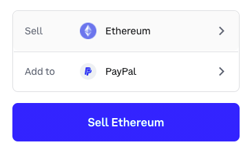 Sell Ethereum Coinbase Canada